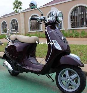 Harga motor LXV 150 ie bekas/second lengkap dengan tahun keluarannya