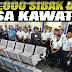 4,000 SlBAK DAHIL SA KASAMAHANG KA-WA-TAN