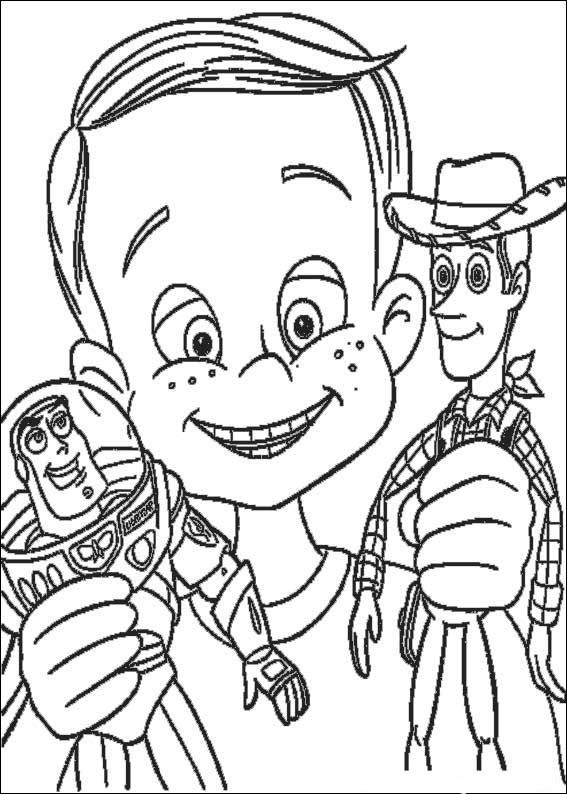 coloring pages toy story 3 - Free Coloring Pages ...
