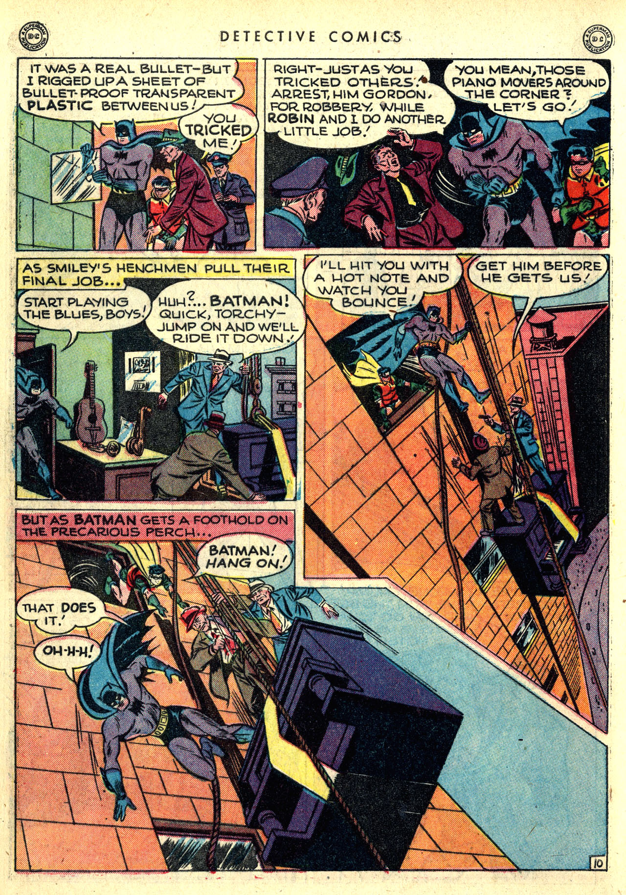Read online Detective Comics (1937) comic -  Issue #121 - 12