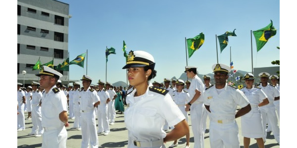 Marinha do Brasil é autorizada a realizar concurso público com 53 vagas para TI.