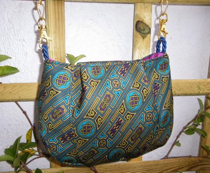 MyTie Makeover Mini Bag by eSheep Designs