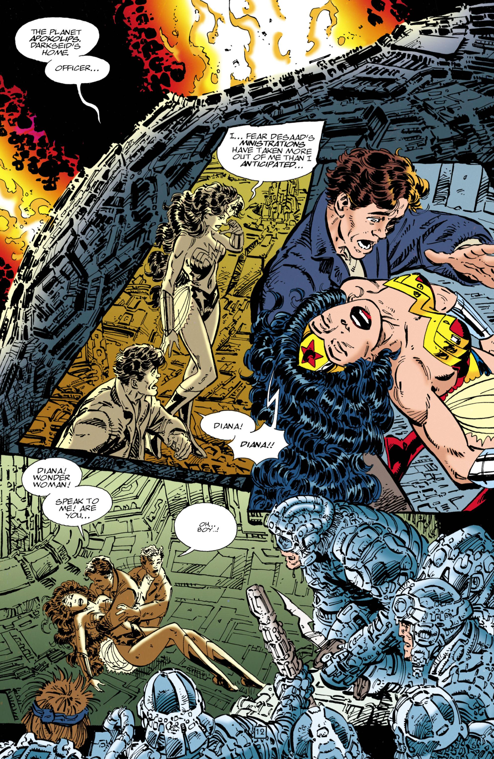 Read online Wonder Woman (1987) comic -  Issue #102 - 12