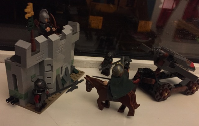 Lego Lord of the Rings Uruk-Hai Army