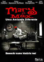 capa do DVD Mary e Max