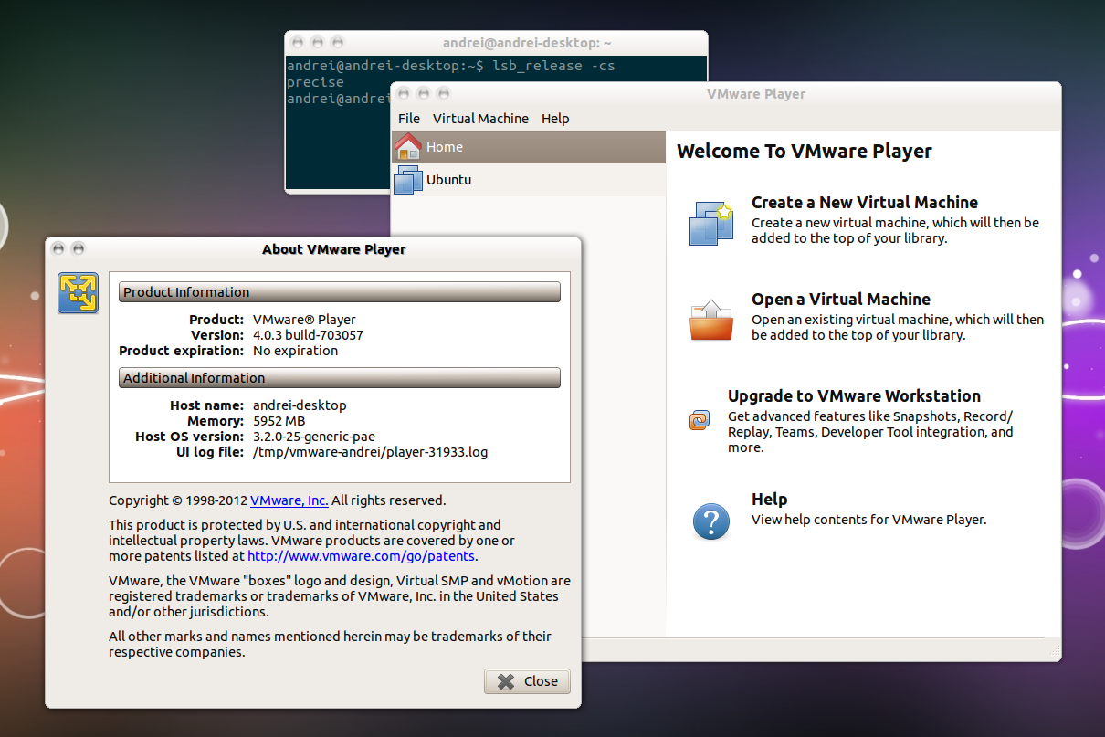 How To Install VMware Player In Ubuntu 12 04 ~ Web Upd8