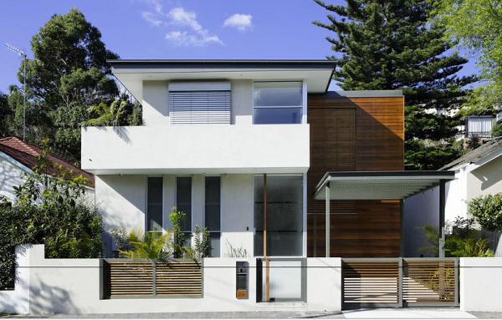 Fotos de fachadas de casas bonitas vote por sus fachadas de casas favoritas fachadas de casas - Minimalist contemporary home plans built in two story construction ...