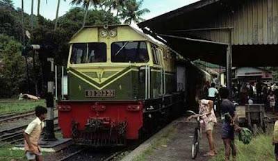 kereta api sumbar