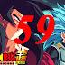 تمت إضافة دراغون بول سوبر الحلقة 59 Dragon Ball Super مترجمة