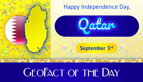 Happy Independence Day, Qataris!