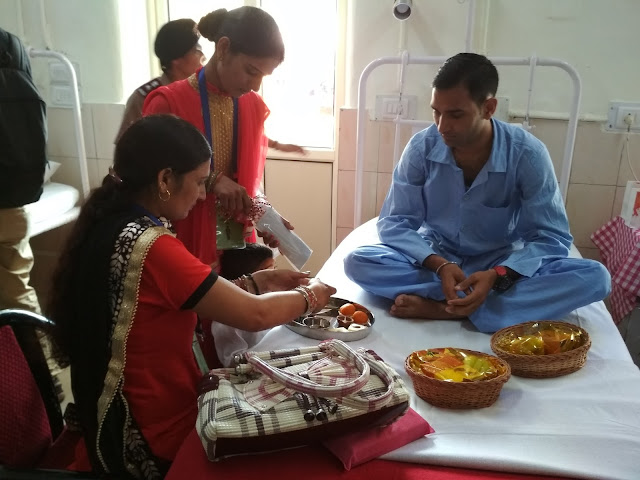 SpiceJet unites Army Jawans with their Sisters on 'Raksha Bandhan'