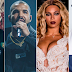 Kendrick Lamar, Drake, Beyoncé, e DJ Khaled ganham prêmios no American Music Awards 2017