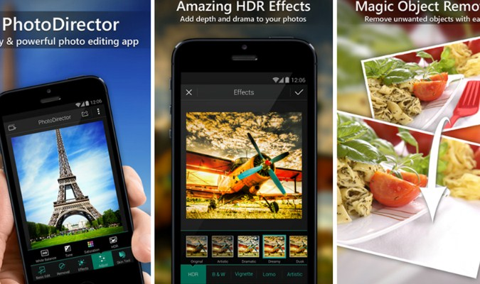 Alternatif Aplikasi Photoshop di Android - PhotoDirector