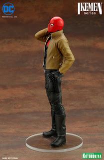 Red Hood Ikemen 1/7 de DC Comics - Kotobukiya