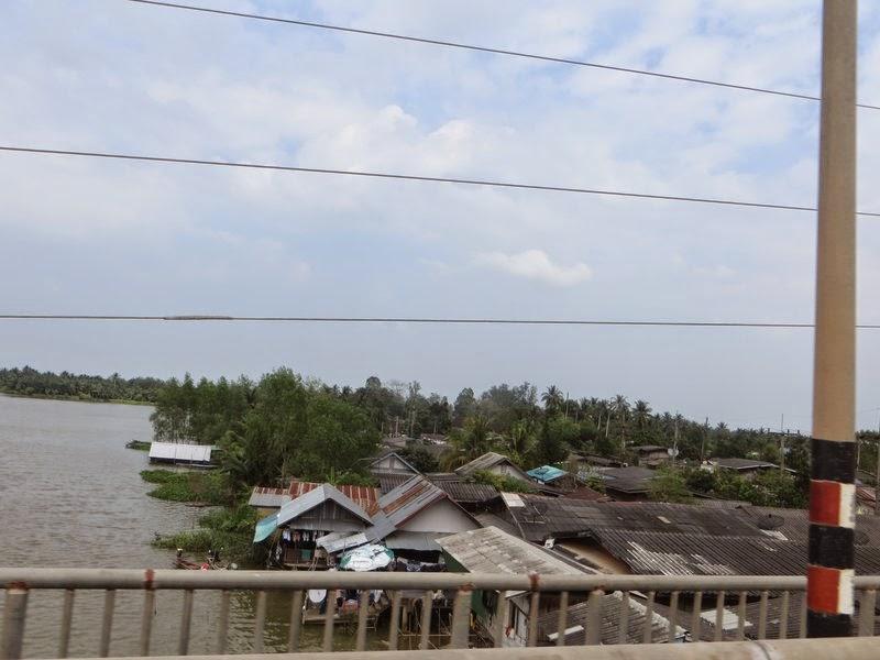 дома бедных людей Таиланд