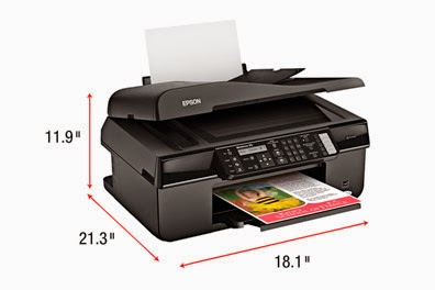 One Inkjet but because y'all accept already been seeking the character  Epson WorkForce 315 Printer Driver Downloads