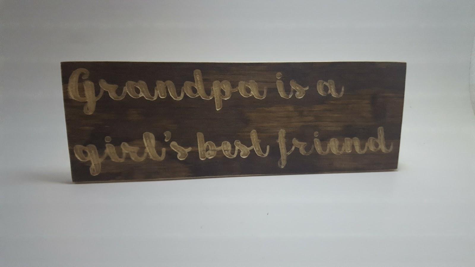 custom wood sign for etsy customer