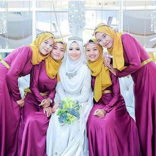 Kebaya Resepsi Pernikahan 2017