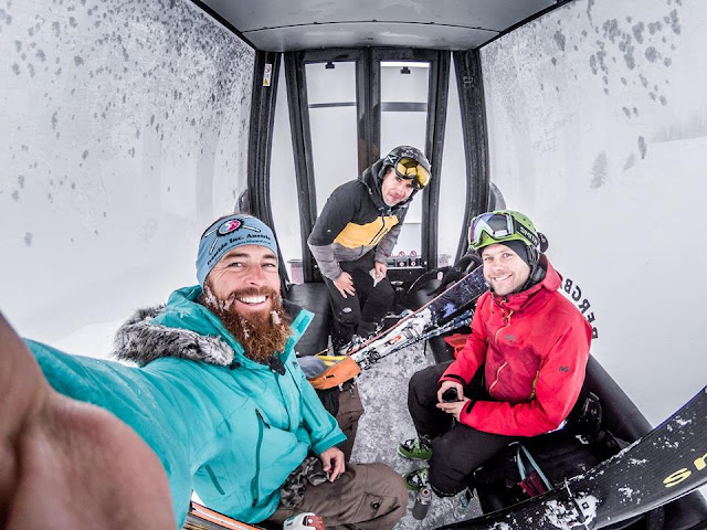Snowmageddon Kitzbühel Januar 2019