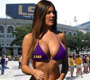Pictures of sexy girls at lsu remarkable