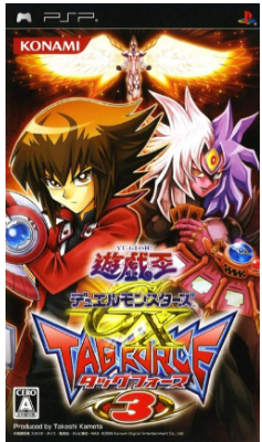 Download Game PPSSPP/PSP  Yu-Gi-Oh! Duel Monsters GX Tag Force 3 (Japan) ISO