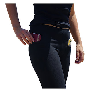 Review of Clever Travel Companion Leggings