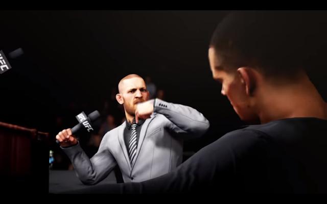 الكشف عن العرض الرسمي للعبة EA Sports UFC 3 و هذا موعد إصدارها