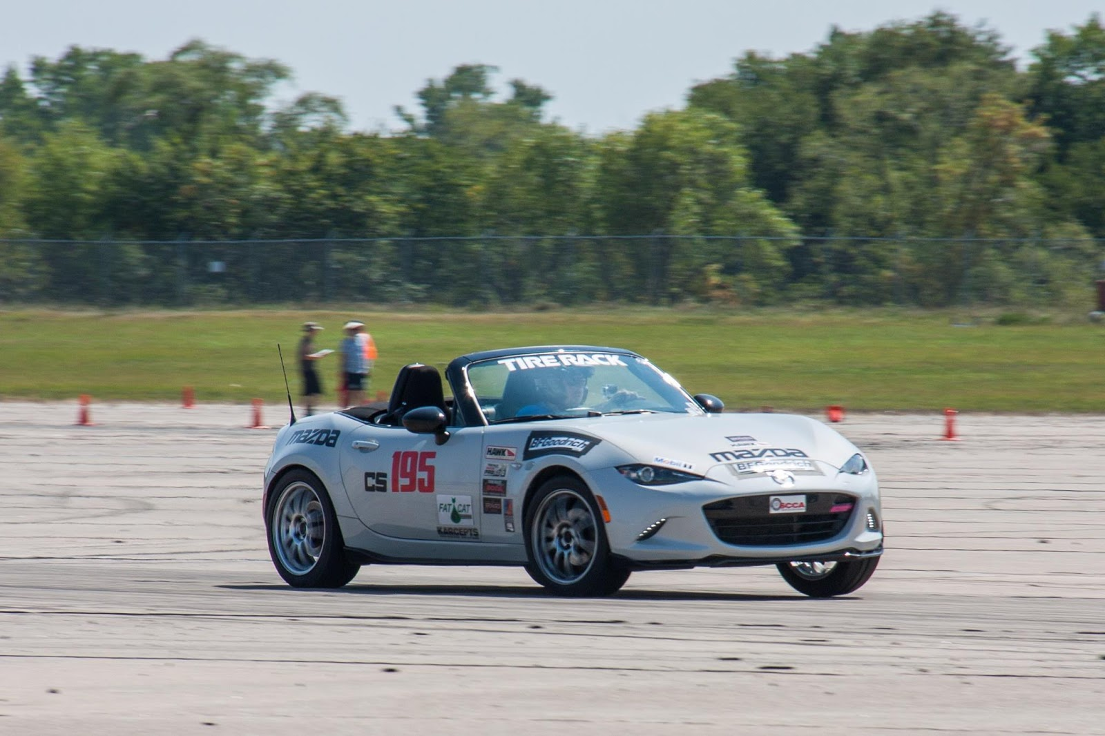 YAW MOMENT RACING: Dave Ogburn Driving Resume