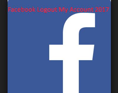 How Can I Logout Facebook Account - Facebook Logout