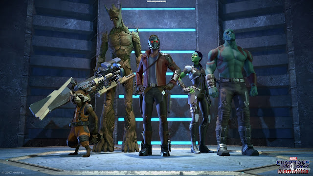 Marvel's Guardians of the Galaxy The Telltale Series imagenes pc