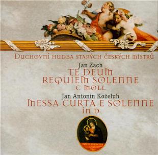 Te Deum, Requiem solenne c moll - Messa curta e solenne in D