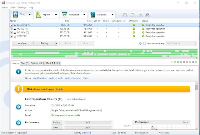 Auslogics Disk Defrag Pro 4.9.0.0 Crack Serial Key License Code Registration
