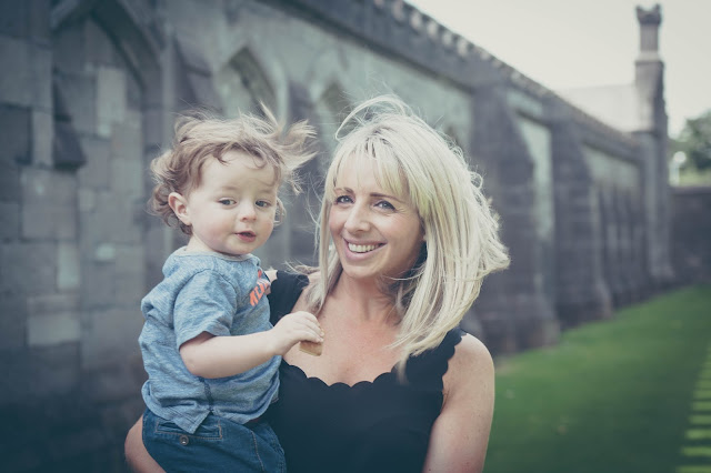 Family portrait natural light photography Dublin
