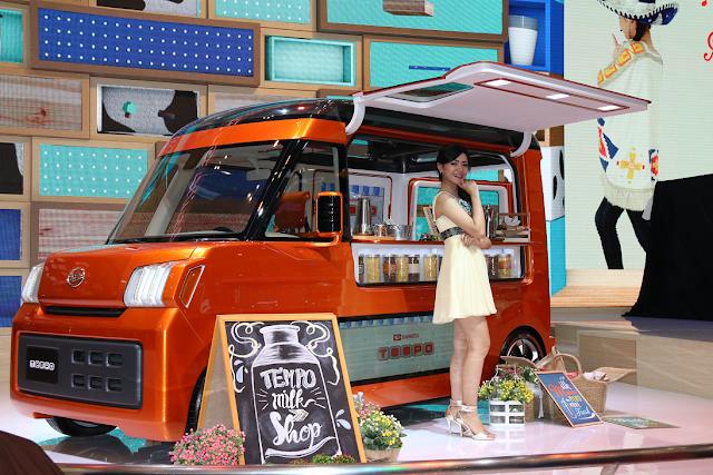 food truck daihatsu