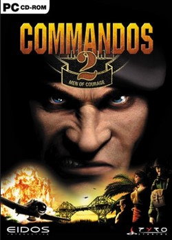 Commandos 2 Men of Courage PC Full Español