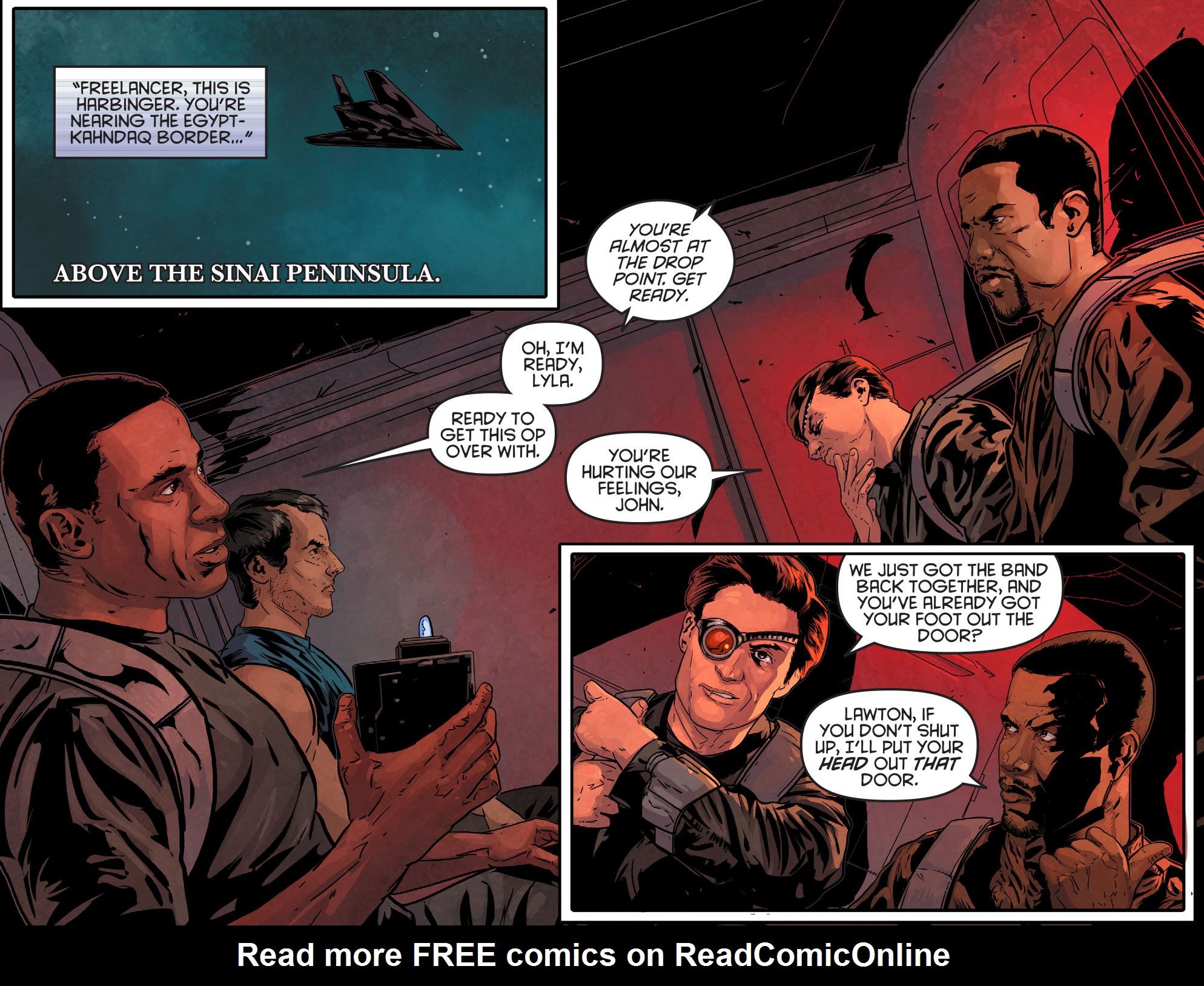 Read online Arrow: Season 2.5 [I] comic -  Issue #11 - 3