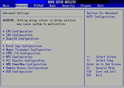 Cara-Masuk-BIOS-Laptop-Lenovo, Asus, Acer, HP,  Dell Dan Toshiba