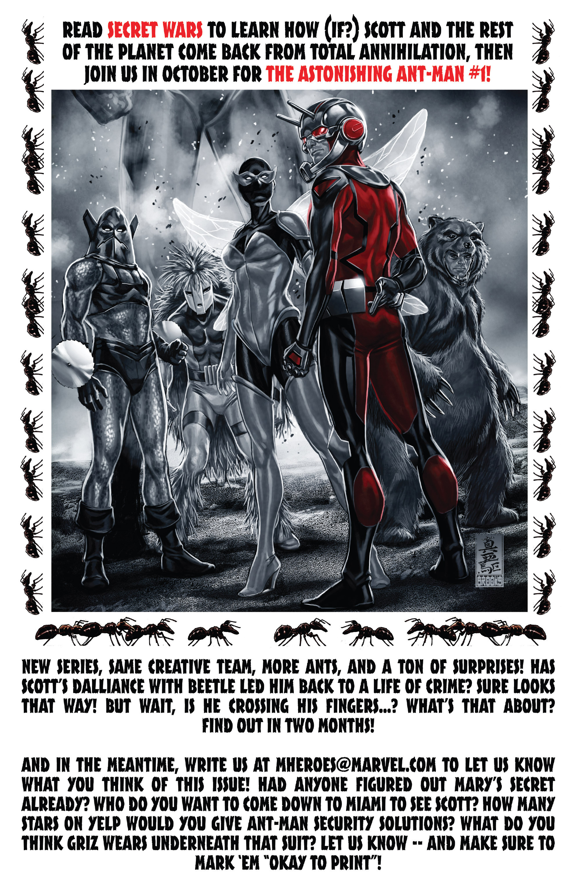 Read online Ant-Man: Last Days comic -  Issue #Ant-Man: Last Days Full - 25