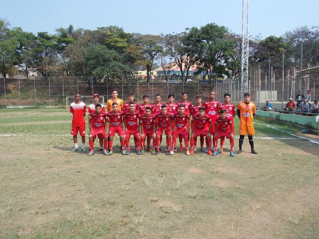 Garotos do Guarani concluíram a primeira fase invictos