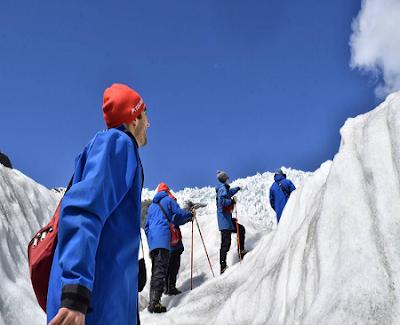 Franz Josef Glacier's Dirty Secrets