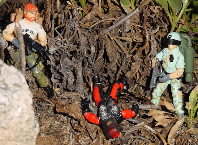 1987 Starduster, Mail Away, Rare G.I. Joe Figures, Outback, 1992 Air Devil