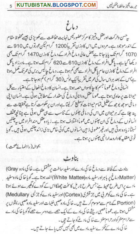 Sample page of Herat Angaiz Hafiza