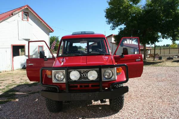 1989 Toyota Land Cruiser BJ75