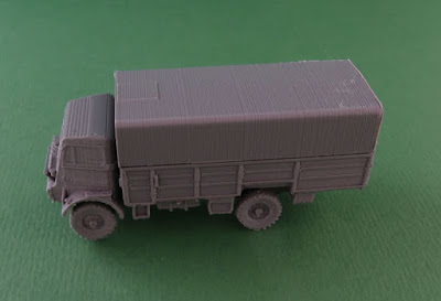 Bedford QLT Troop Carrier picture 3