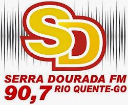 Rádio Serra Dourada FM de Rio Quente está no ar