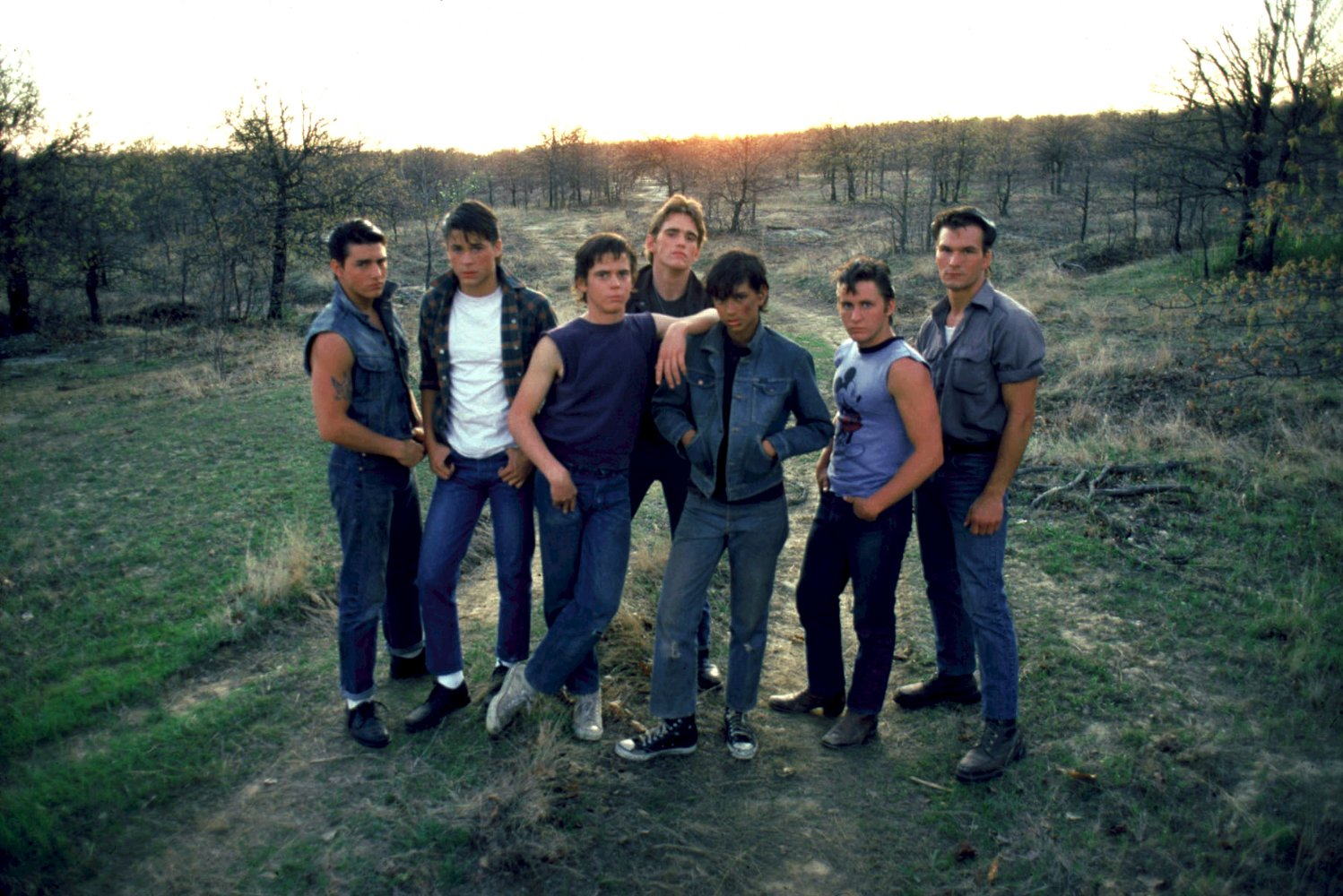Watch movie the outsiders