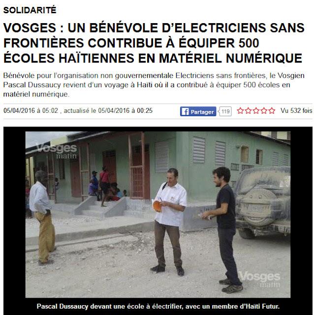 http://www.vosgesmatin.fr/societe/2016/04/05/vosges-un-benevole-d-electriciens-sans-frontieres-contribue-a-equiper-500-ecoles-haitiennes-en-materiel-numerique