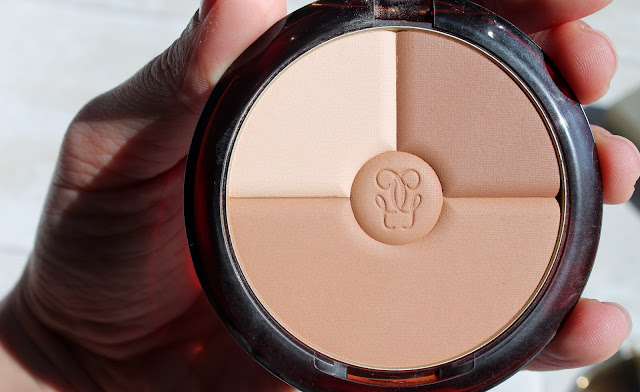 Guerlain Terracotta Sun Trio Review and Swatches