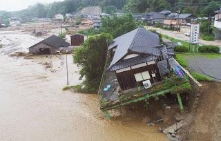 FLOOD RUINED 50 HOUSES IN KEBBI