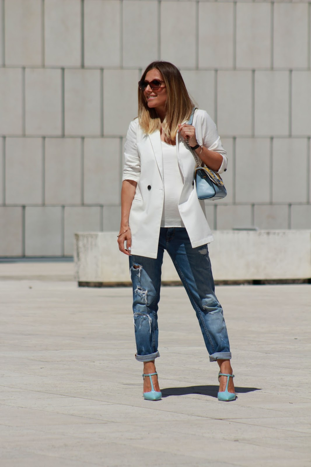 Come indossare un blazer - Eniwhere Fashion